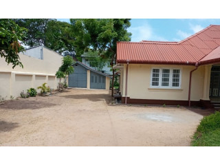 CONVENIENTLY LOCATED LARGE HOUSE AND GARDEN FOR LEASE