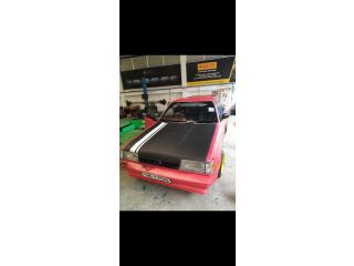 Subaru sport car