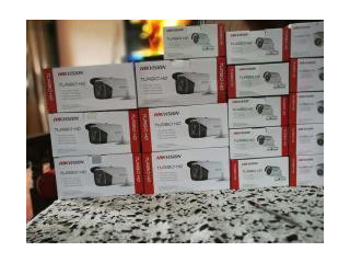 8CH CCTV Camera System Installing