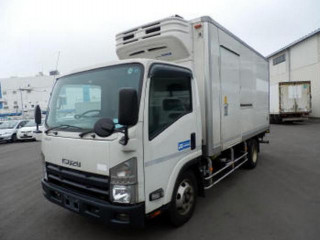Isuzu Freezer Truck 2010