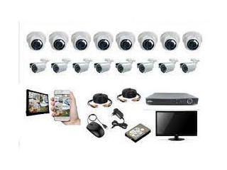 CCTV Cameras Full Set ( Hikvision/ Dahua)