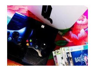 X Box 360 500gb/Go Games