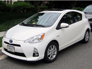 Toyota Aqua G Limited 2013