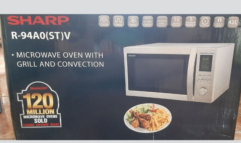sharp-microwave-and-oven-with-grill-big-0