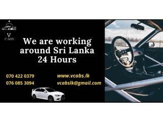Vcabs taxi service Matara