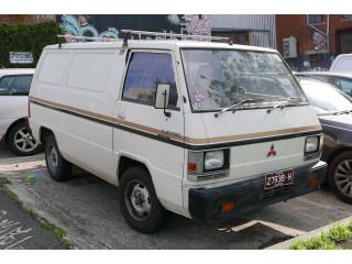 Mitsubishi Delica 1984