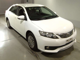 Toyota Allion G+ full option 2013